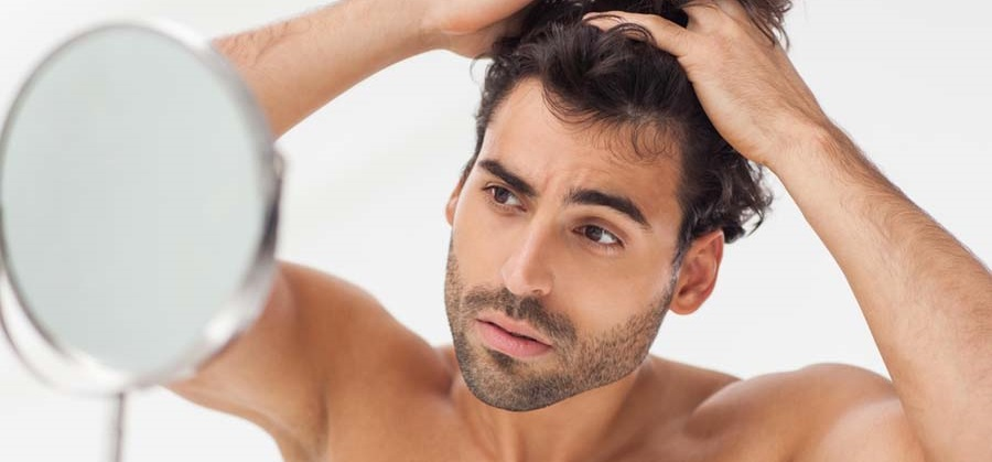 natural ways to regrow hairline
