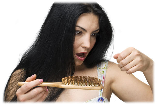 how to stop hair loss and regrow lost hair